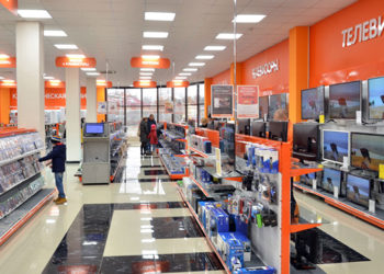 Автоматизация магазина электроники