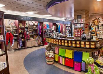 Автоматизация магазина сувениров